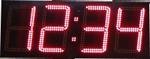 «Часы-термометр»